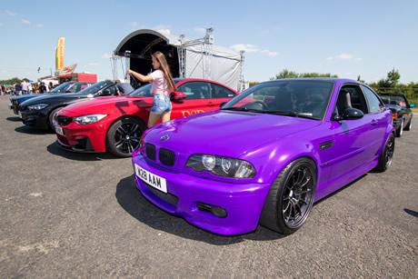 Bmw Show Bmw Enthusiast Car Event